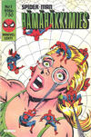 Cover for Hämähäkkimies (Semic, 1980 series) #1/1986