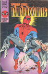 Cover for Hämähäkkimies (Semic, 1980 series) #3/1986
