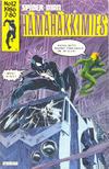 Cover for Hämähäkkimies (Semic, 1980 series) #12/1986