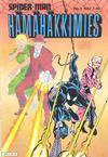 Cover for Hämähäkkimies (Semic, 1980 series) #3/1987