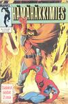 Cover for Hämähäkkimies (Semic, 1980 series) #10/1987