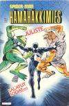 Cover for Hämähäkkimies (Semic, 1980 series) #2/1988
