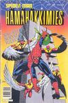 Cover for Hämähäkkimies (Semic, 1980 series) #8/1988