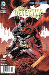 Cover Thumbnail for Detective Comics (2011 series) #10 [Newsstand]