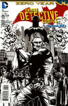 Cover Thumbnail for Detective Comics (2011 series) #25 [Jason Fabok Black & White Cover]