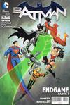 Cover for Batman (Editorial Televisa, 2012 series) #35