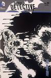 Cover Thumbnail for Detective Comics (2011 series) #10 [Tony S. Daniel Black & White Wraparound Cover]