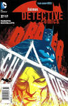 Cover Thumbnail for Detective Comics (2011 series) #37 [Newsstand]