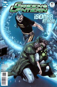 Cover Thumbnail for Green Lantern (Editorial Televisa, 2012 series) #47