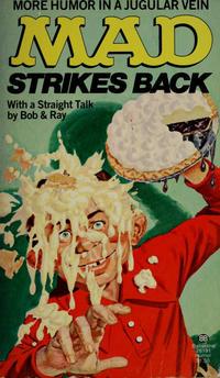 Cover Thumbnail for Mad Strikes Back (Ballantine Books, 1955 series) #28191 (28191)