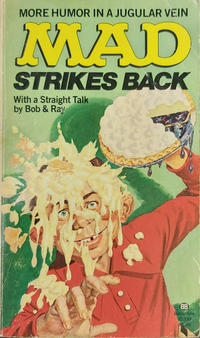 Cover Thumbnail for Mad Strikes Back (Ballantine Books, 1955 series) #25339 (25339)