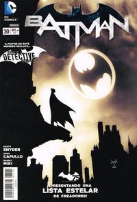 Cover Thumbnail for Batman (Editorial Televisa, 2012 series) #30