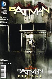 Cover Thumbnail for Batman (Editorial Televisa, 2012 series) #33