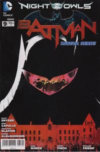 Cover Thumbnail for Batman (Editorial Televisa, 2012 series) #9