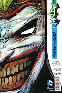Cover Thumbnail for Batman (Editorial Televisa, 2012 series) #13