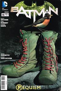 Cover Thumbnail for Batman (Editorial Televisa, 2012 series) #18