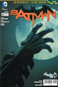 Cover Thumbnail for Batman (Editorial Televisa, 2012 series) #23