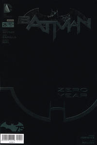 Cover Thumbnail for Batman (Editorial Televisa, 2012 series) #25