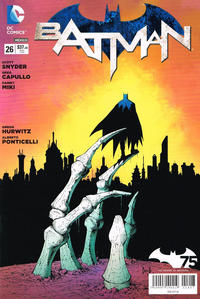 Cover Thumbnail for Batman (Editorial Televisa, 2012 series) #26
