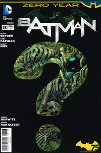 Cover Thumbnail for Batman (Editorial Televisa, 2012 series) #28