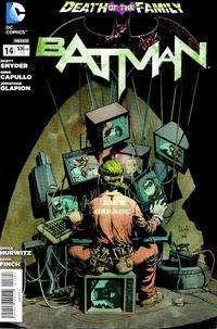 Cover Thumbnail for Batman (Editorial Televisa, 2012 series) #14