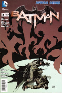 Cover Thumbnail for Batman (Editorial Televisa, 2012 series) #7