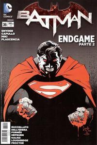 Cover Thumbnail for Batman (Editorial Televisa, 2012 series) #36