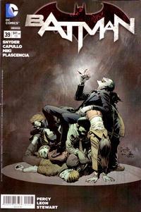 Cover Thumbnail for Batman (Editorial Televisa, 2012 series) #39