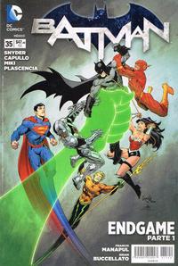 Cover Thumbnail for Batman (Editorial Televisa, 2012 series) #35