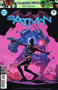 Cover Thumbnail for Batman (Editorial Televisa, 2012 series) #45
