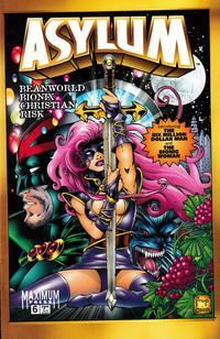 Cover Thumbnail for Asylum (Maximum Press, 1995 series) #6