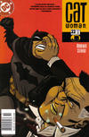 Cover for Catwoman (DC, 2002 series) #22 [Direct Sales]