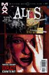 Cover for Alias (Marvel, 2001 series) #22