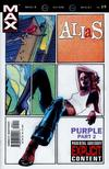 Cover for Alias (Marvel, 2001 series) #25