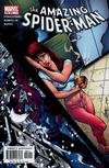 Cover for The Amazing Spider-Man (Marvel, 1999 series) #52 (493) [Direct Edition]