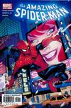Cover for The Amazing Spider-Man (Marvel, 1999 series) #54 (495) [Direct Edition]