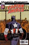 Cover for Captain America (Marvel, 2002 series) #22 [Direct Edition]