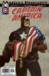 Cover for Captain America (Marvel, 2002 series) #23 [Direct Edition]