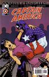 Cover for Captain America (Marvel, 2002 series) #25 [Direct Edition]