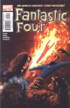 Cover for Fantastic Four (Marvel, 1998 series) #515 [Direct Edition]