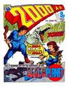 Cover for 2000 AD (IPC, 1977 series) #70