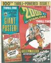 Cover for 2000 AD and Starlord (IPC, 1978 series) #100