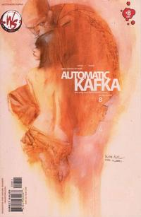 Cover Thumbnail for Automatic Kafka (DC, 2002 series) #8