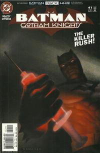 Cover Thumbnail for Batman: Gotham Knights (DC, 2000 series) #41