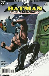 Cover Thumbnail for Batman: Gotham Knights (DC, 2000 series) #47