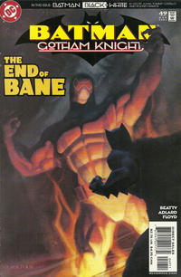 Cover Thumbnail for Batman: Gotham Knights (DC, 2000 series) #49 [Direct Sales]