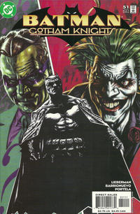 Cover Thumbnail for Batman: Gotham Knights (DC, 2000 series) #51