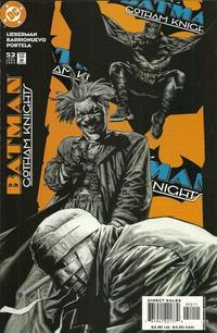 Cover Thumbnail for Batman: Gotham Knights (DC, 2000 series) #52