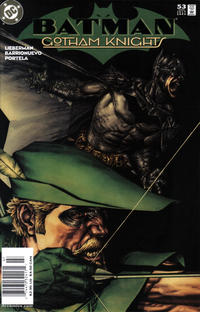 Cover Thumbnail for Batman: Gotham Knights (DC, 2000 series) #53 [Newsstand]