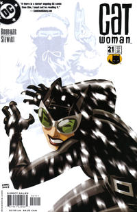 Cover Thumbnail for Catwoman (DC, 2002 series) #21